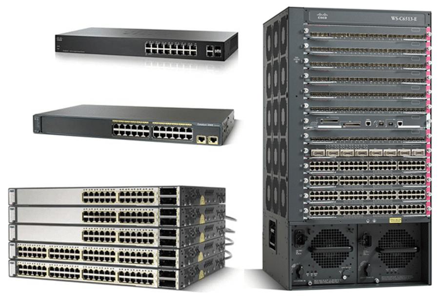 Réseau locaux informatique – Composant LAN