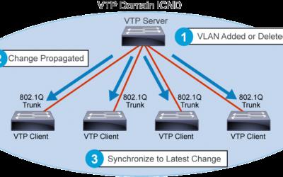 DTP Dynamic Trunking Protocol VLAN Trunking Protocol