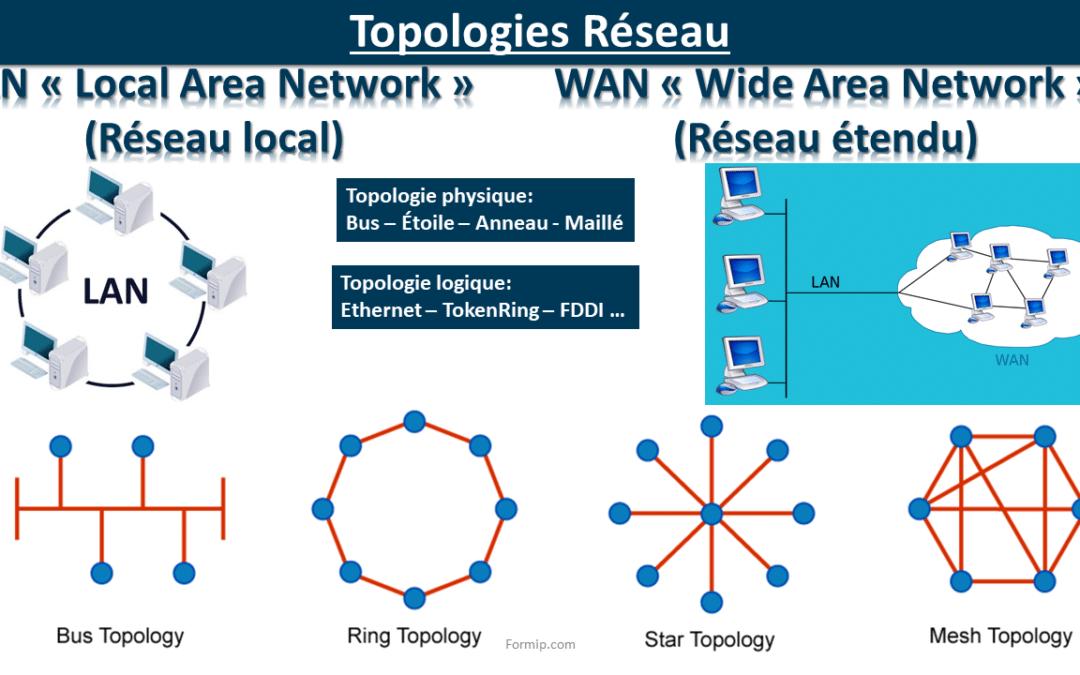 Les différentes Topologies Réseaux