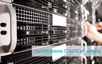 certification: Les certifications Cisco en détails