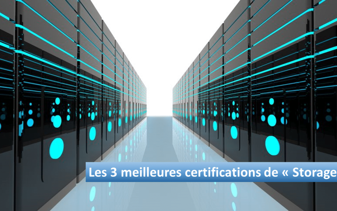 Top Certifications Storage